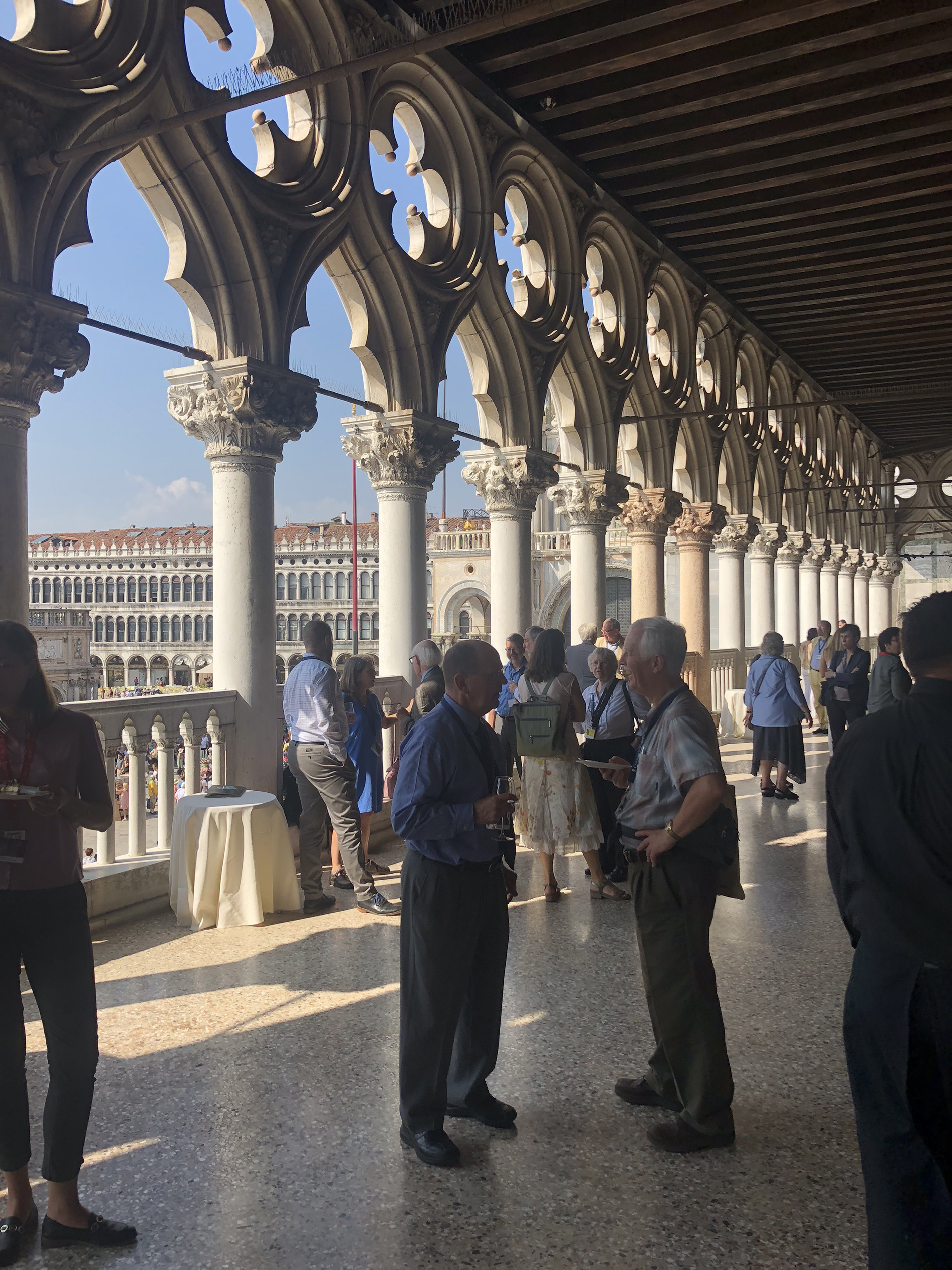 Printing R-Evolution and Society, The Conference, Venice 2018